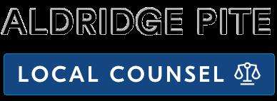 Aldridge Pite Local Counsel Services Logo